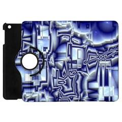 Reflective Illusion 01 Apple iPad Mini Flip 360 Case