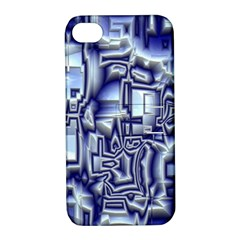 Reflective Illusion 01 Apple Iphone 4/4s Hardshell Case With Stand