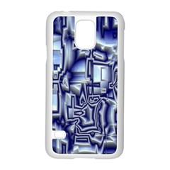 Reflective Illusion 01 Samsung Galaxy S5 Case (White)