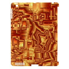 Reflective Illusion 02 Apple iPad 3/4 Hardshell Case (Compatible with Smart Cover)