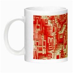 Reflective Illusion 03 Night Luminous Mugs