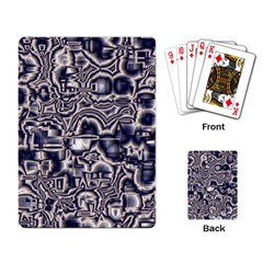 Reflective Illusion 04 Playing Card