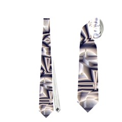 Reflective Illusion 04 Neckties (one Side)