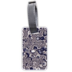Reflective Illusion 04 Luggage Tags (One Side)