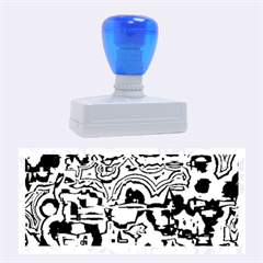 Reflective Illusion 04 Rubber Stamps (large)