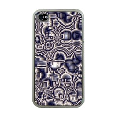 Reflective Illusion 04 Apple iPhone 4 Case (Clear)