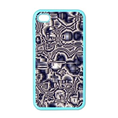 Reflective Illusion 04 Apple iPhone 4 Case (Color)