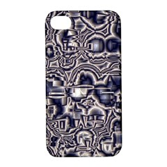 Reflective Illusion 04 Apple iPhone 4/4S Hardshell Case with Stand