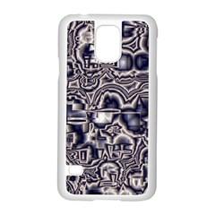 Reflective Illusion 04 Samsung Galaxy S5 Case (White)