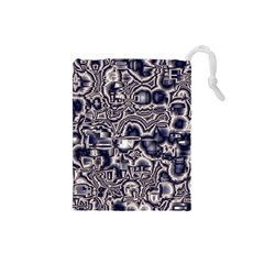 Reflective Illusion 04 Drawstring Pouches (Small)