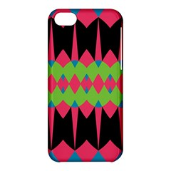 Rhombus and other shapes pattern			Apple iPhone 5C Hardshell Case