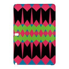 Rhombus and other shapes patternSamsung Galaxy Tab Pro 10.1 Hardshell Case