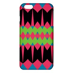 Rhombus and other shapes patterniPhone 6 Plus/6S Plus TPU Case