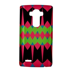 Rhombus and other shapes patternLG G4 Hardshell Case