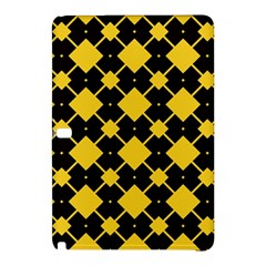 Connected rhombus patternSamsung Galaxy Tab Pro 10.1 Hardshell Case