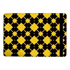 Connected rhombus pattern			Samsung Galaxy Tab Pro 10.1  Flip Case
