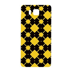 Connected rhombus patternSamsung Galaxy Alpha Hardshell Back Case