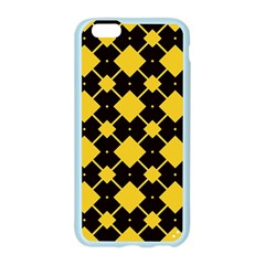 Connected rhombus patternApple Seamless iPhone 6/6S Case (Color)