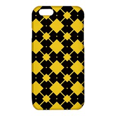 Connected rhombus pattern			iPhone 6/6S TPU Case