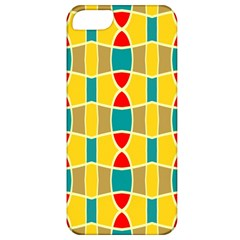 Colorful chains patternApple iPhone 5 Classic Hardshell Case