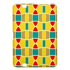 Colorful chains pattern			Kindle Fire HD 8.9  Hardshell Case