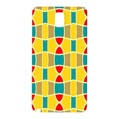 Colorful chains pattern			Samsung Galaxy Note 3 N9005 Hardshell Back Case