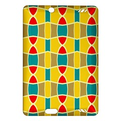 Colorful chains patternKindle Fire HD (2013) Hardshell Case