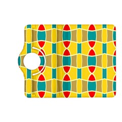 Colorful chains pattern			Kindle Fire HD (2013) Flip 360 Case