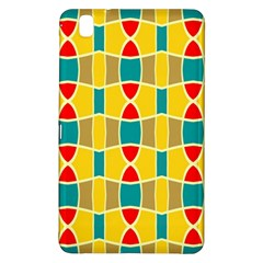 Colorful chains patternSamsung Galaxy Tab Pro 8.4 Hardshell Case