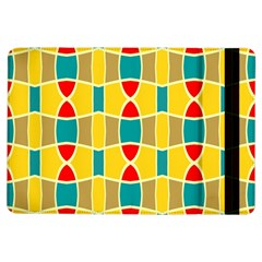 Colorful chains pattern			Apple iPad Air Flip Case