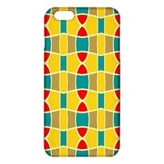 Colorful chains pattern			iPhone 6 Plus/6S Plus TPU Case