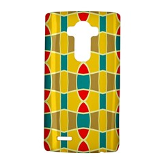 Colorful chains patternLG G4 Hardshell Case