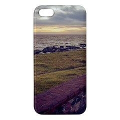 Playa Verde Coast In Montevideo Uruguay iPhone 5S Premium Hardshell Case