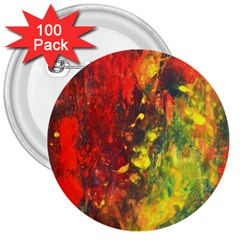 WILD 3  Buttons (100 pack)