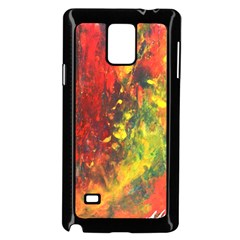 Wild Samsung Galaxy Note 4 Case (black)