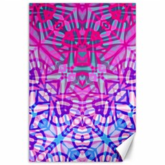 Ethnic Tribal Pattern G327 Canvas 24  x 36