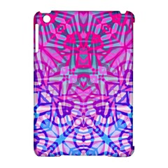 Ethnic Tribal Pattern G327 Apple Ipad Mini Hardshell Case (compatible With Smart Cover)
