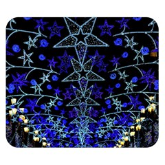 CHRISTMAS STARS Double Sided Flano Blanket (Small)