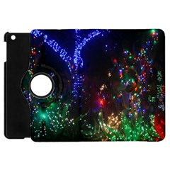 CHRISTMAS LIGHTS 2 Apple iPad Mini Flip 360 Case