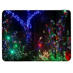 CHRISTMAS LIGHTS 2 Samsung Galaxy Tab 7  P1000 Flip Case