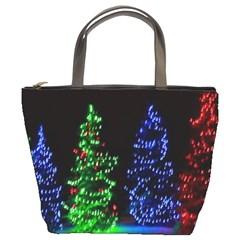 CHRISTMAS LIGHTS 1 Bucket Bags