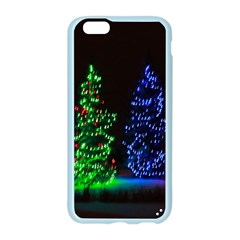 CHRISTMAS LIGHTS 1 Apple Seamless iPhone 6/6S Case (Color)