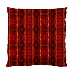 Red Gold, Old Oriental Pattern Standard Cushion Case (One Side)