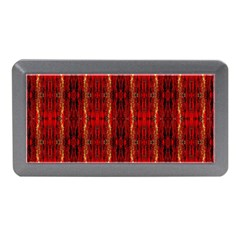 Red Gold, Old Oriental Pattern Memory Card Reader (Mini)