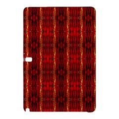 Red Gold, Old Oriental Pattern Samsung Galaxy Tab Pro 12.2 Hardshell Case