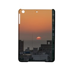 Aerial View Of Sunset At The River In Montevideo Uruguay iPad Mini 2 Hardshell Cases