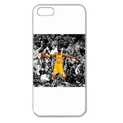 Image Apple Seamless iPhone 5 Case (Clear)