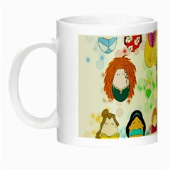 Disney Ladies Night Luminous Mugs