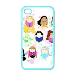 Disney Ladies Apple iPhone 4 Case (Color)