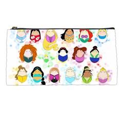 Disney Ladies Pencil Cases